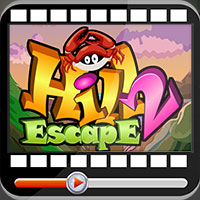Hill Escape 2 Walkthrough
